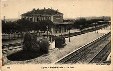 CPA Lyon - Saint-Clair - La Gare (470359)