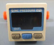 SMC Digital Pressure Switch: ZSE30-TI-65 USED