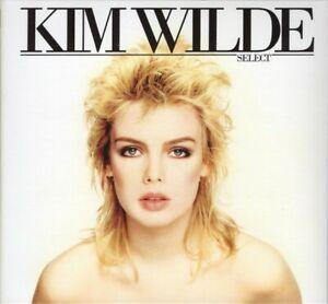 Kim Wilde Select Deluxe Edition 2CD+1DVD Rare Neuf