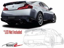 03-07 Infiniti G35 Nismo Style Rear Spoiler Trunk Wing 2DR Coupe RARE USA CANADA