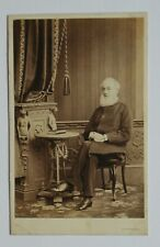 CDV: Portrait of a Seated Elderly Gentleman. By Southwell Brothers, London 1870s