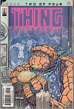 THING: FREAKSHOW #2 2002 MARVEL FANATASTIC FOUR KOLINS//LANNING ..NM-