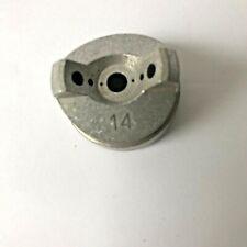 GRACO  # 70442 AIR CAP FOR 1.4 MM ORIFICE TURBINE HVLP SPRAY GUNS