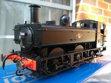 Dapol 7S-025-002 BR Black late Crest Class 74XX Pannier 7444 O gauge BNIB