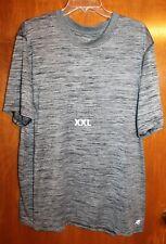 Energy Zone Men's Xxl (50-52) Athletic/Performance T-Shirt (Gray Loose Fit) Euc