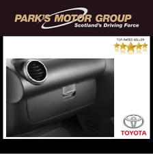 Genuine Toyota Aygo 2012-2015 Glove Box Lid Cover - Dark Grey PZ416-93405-00***