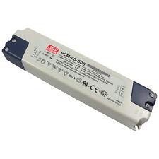 MEANWELL PLM-40-500 40W LED-Schaltnetzteil 40V-80V 500mA Konstantstrom 856537