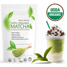 Best Quality Organic Matcha Green Tea Powder-Health Benefits-Weight Loss-16oz