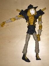 "Twister Strike Scarecrow Batman Legends 8"" Action Figure 1997 Vintage Kenner Toy"