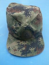 SERBIA Military M10 Camouflage Cap