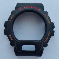 Casio Genuine Factory Replacement G Shock Bezel DW-6600G-9V, DW-6900G-1V black