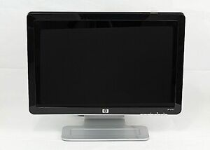 """HP w1907 LCD 19"""" Widescreen Computer Monitor w/Built in Speakers"""