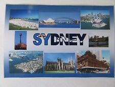 SYDNEY - JUMBO FRIDGE MAGNET -  Harbour, Opera House, Bondi, The Rocks, Bridge