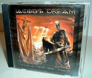 JACOBS DREAM - Theater Of War © 2001 METALBLADE Rec. - Heavy Metal from Germany