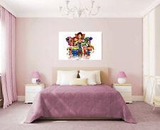 Toy Story 30X20 pulgadas lienzo-Pixar Pared Arte Impresión de Foto Enmarcada