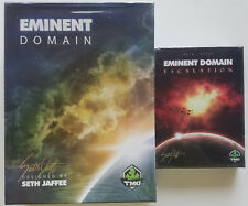 NEW EMINENT DOMAIN BASE & ESCALATION EXPANSION PACK BY TASTY MINSTREL GAMES TMG
