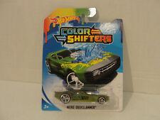 2018 Hot Wheels Color Shifters Nitro Doorslammer