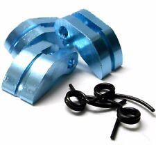 RC Nitro Engine 3 Shoe Aluminium Clutch with Spring Light Blue