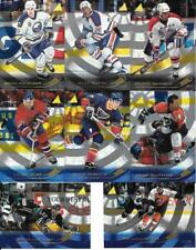 """1995-96 PINNACLE RINK COLLECTION NICE (16) CARD LOT """"NO DUPS"""" SEE LIST & SCANS"""