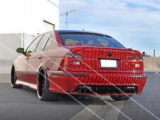 BMW E39 M TECH RAJOUT DE PARE CHOC ARRIERE