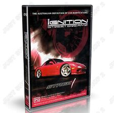 Ignition Street Dreamz Edition 1 Car DVD : Car Modifications : NEW DVD