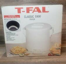 T-Fal Classic 1000 Fryer 2.2 LB Capacity. NON STICK