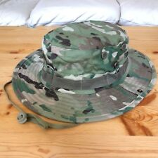 Multicam Boonie Hat Army Woodland Camo Sun Cap Military Tactical 1 Size Fits All