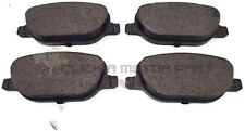 ALFA ROMEO BRERA ALL MODELS 2006-2011 REAR BRAKE PADS SET OF 4