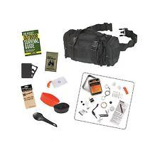 Snugpak 10-Piece Responsepak Survival Bundle BLK BUN101 NEW IN THE SEALED BOX!!!