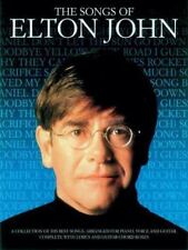 The Songs of Elton John (Music) (Piano Vocal Guitar) by John, Sir Elton Book The