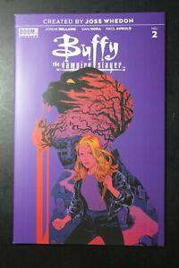 BUFFY THE VAMPIRE SLAYER #2 - AUDREY MOK 1:25 VARIANT COVER - 1ST PRINTING
