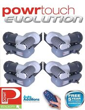 Powrtouch Evo AWD(×4) manual Caravan mover+5 years wrnty Inc nationwide install