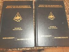 SOCIETY FOR THE ADVANCEMENT OF MATERIAL AND PROCESS ENGINEERING Vol 36~2 BOOKS
