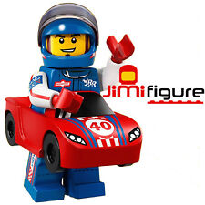 NEW LEGO Minifigures Race Car Guy Series 18 71021 Party Genuine Sealed Figure