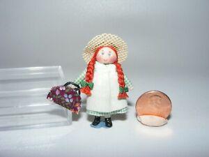Artisan Dollhouse Miniature doll Anne of Green Gables