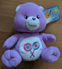 "Care Bear Tenderheart Bear 2003 13""- Mint !"