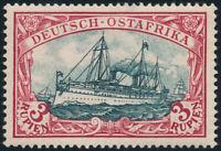 DOA, MiNr. 21 b I, sauber ungebraucht, Fotoattest Jäschke-L., Mi. 2000,- R!