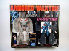 80's Takatoku Japan 1/76 Macross VF-1J Armored Valkyrie MIB Robotech Battletech