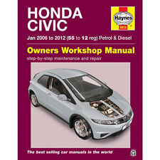 Buy 2006 car service repair manuals ebay honda civic haynes manual 2006 12 14 18 22 petrol diesel fandeluxe Gallery