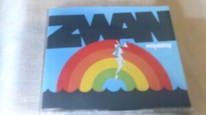 ZWAN - HONESTLY - 2003 3 TRACK CD SINGLE