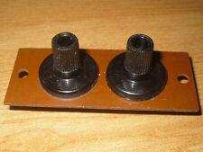 Vintage Pre Set Potentiometer Panel.250K &  500Kohms.  Radio/Electronics. NOS.