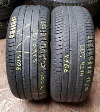 2 x 245/55 R17 102W Michelin Sommerreifen