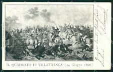Militari Reggimentali 49º Reggimento Fanteria Villafranca cartolina XF4985
