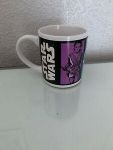 Star Wars ZAK Small Tea / Coffee Drinking Mug Lucasfilms Collectable Kids Size
