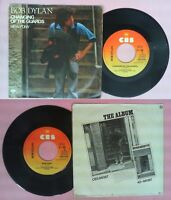 LP 45 7'' BOB DYLAN Changing of the guards New pony 1978 holland no cd mc dvd