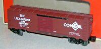 Lionel  O Gauge 6464 Erie Lackawanna/Conrai OverStamp Boxcar #6-29234 EX+ in OB