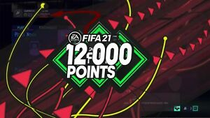 Fifa 21 12 000+ Points Low Cost XBOX ONLY