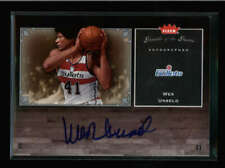 WES UNSELD 2005/06 FLEER GREATS OF THE GAME #GG-WU AUTOGRAPH AUTO FC217
