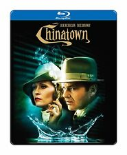 Chinatown Blu-ray Disc (2013) in Collector's Steelbook Case - VG