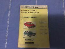 Manual De Taller Renault 9-11